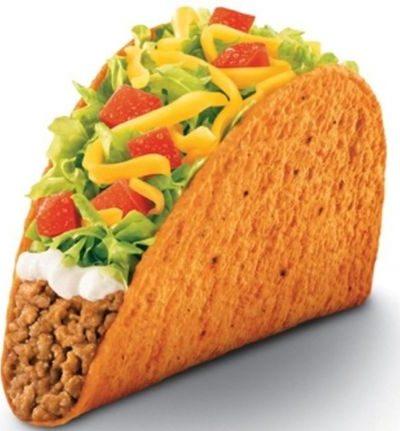 free doritos taco