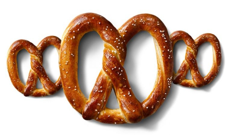 free pretzel with app download at auntie anne s free mania
